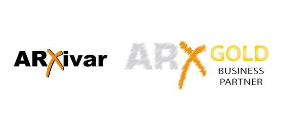 Gold partner Arxivar