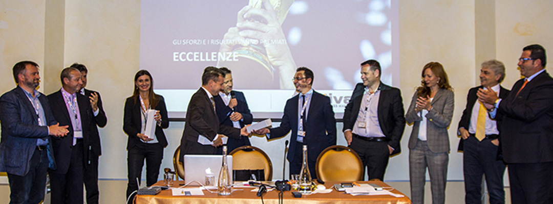 "ATF premiata come eccellenza italiana all'evento ""ARXivar Next Year 2016"""