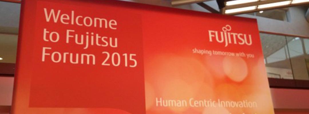 Abbiamo partecipato al Fujitsu Forum 2015 di Monaco!