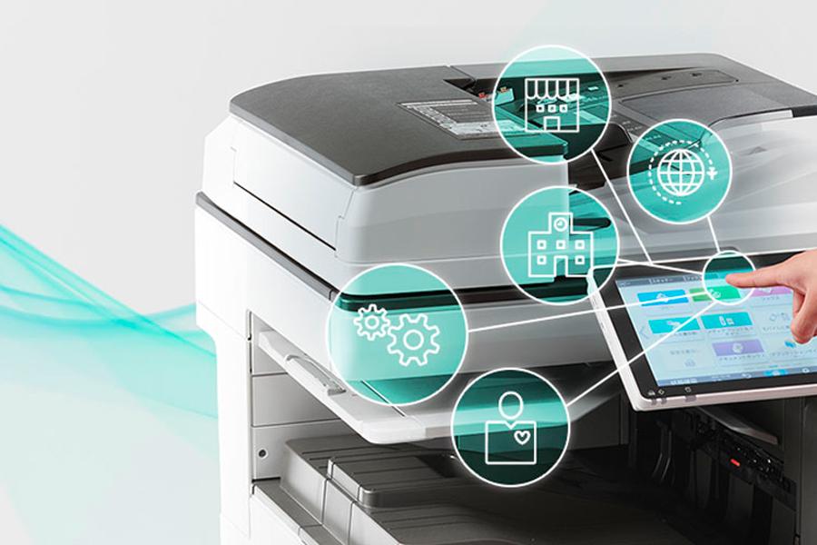 Ricoh Smart Integration | App multifunzione