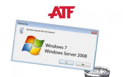 Windows Server 2008 e Windows 7 vanno in pensione!
