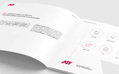 La forte identità di ATF nel nuovo company profile