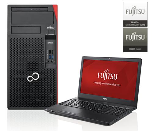 Fujitsu Partner Noleggio Pc